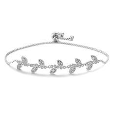 Cadena de enlace Bracelets de demoiselle .d'honneur Bracelets Bolo - Regalos De San Valentín Para Ella (106215270)