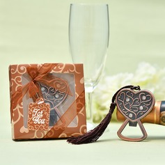 Creative/Classic/Lovely Hearts Shape Zinc alloy Bottle Openers (Sold in a single piece)