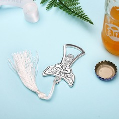 Classic Zinc Alloy Bottle Openers (Set of 4)