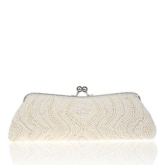 Delicate Beading Clutches