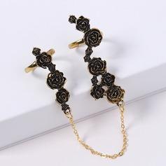 Mode Legering Vrouwen Fashion Ringen (Verkocht in één stuk)