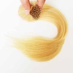 4A Nicht remy Gerade Menschliches Haar Tape in Haarverlängerungen 100 Stränge pro Packung 100g