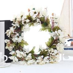 "Simple/Nice/Flower Design ""Beautiful Flower"" Cloth Artificial Flowers"