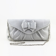 Lovely Suede Clutches/Wristlets