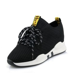 Women's mesh With Lace-up Sneakers (247147881)