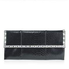 Gorgeous Patent Leather Clutches