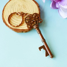 Antique Bottle Opener and Key Chain Favor