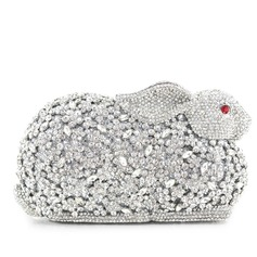 Lovely Crystal/ Rhinestone Clutches/Luxury Clutches