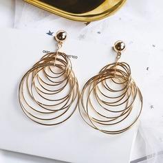 Chic Legering Kvinder Mode øreringe (Sæt af 2)