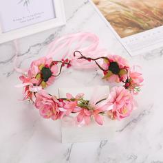 Vackra Och Siden blomma/Simulering rotting Pannband