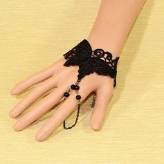 Chic Legering Spetsar Kvinnor Mode Armband