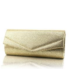 Elegante PU Bolso Claqué (012207551)