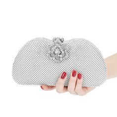 Elegant/Charming/Pretty Crystal/ Rhinestone Clutches/Evening Bags (012224208)
