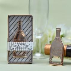 Kreativ/Härlig Zink Legering Flasköppnare (Säljs i ett enda stycke)