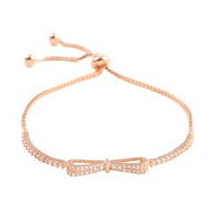 Cadena delicada Bracelets de demoiselle .d'honneur Bracelets Bolo -