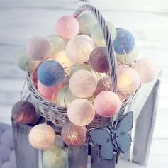 Vakkert Fargerik PVC LED Lys