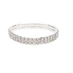 Beautiful Alloy With Crystal Women's Bracelets