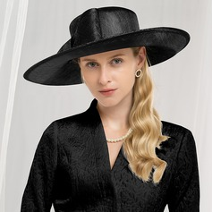 Damene ' Mote/Glamorøse/Elegant Cambric Fascinators/Kentucky Derby Hatter (196187232)