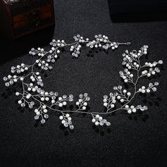 Mode Alliage/De faux pearl Bandeaux (Vendu dans une seule pièce)