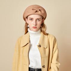 Señoras' Hermoso/Glamorosa/Encanto Mezcla de lana Bombín / cloché Sombrero
