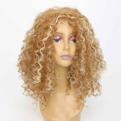 Kinky Curly Synthétique Perruques synthétiques 300g