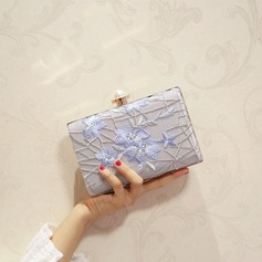 Unique Silk Clutches