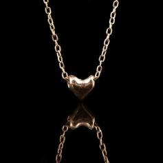 Hjärta Formad Legering Damer' Mode Halsband