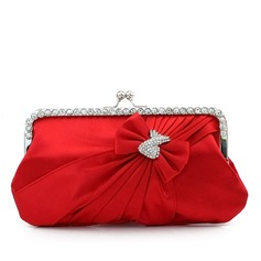 Charming Silk Clutches/Bridal Purse/Evening Bags (012016317)