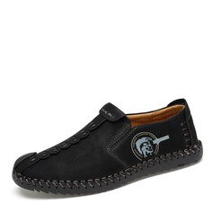 Menn Microfiber Lær Penny Loafer Avslappet Loafers til herre