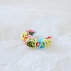 Kunstige Blomster Håndledd Corsage (som selges i et enkelt stykke) -
