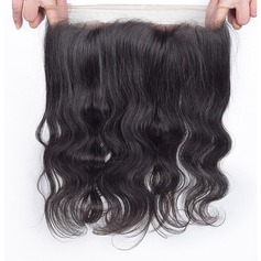 360 Frontal 4A Corps les cheveux humains Fermeture (Vendu en une seule pièce)