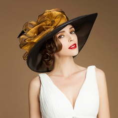 Gorgeous Del organza Fascinators (196122672)
