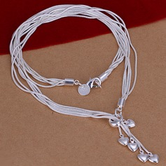 Gorgeous Silver Plated Brass Ladies' Jewelry Sets