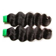7A Virgin / remy Corps les cheveux humains Tissage en cheveux humains (Vendu en une seule pièce) 100 g