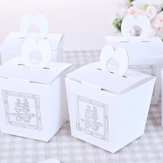 Double Happiness Gift Favor Box (Set of 12)