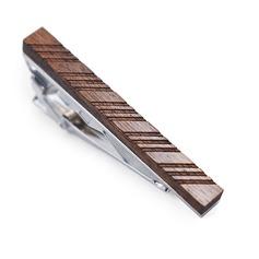 Estilo clásico Estilo Moderno Madera Tie de Clip