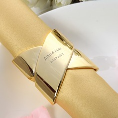Personalized Zinc Alloy Napkin Rings (118030929)