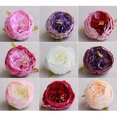 Hermoso/Diseño de la flor Pretty Seda Flores artificiales (juego de 10)