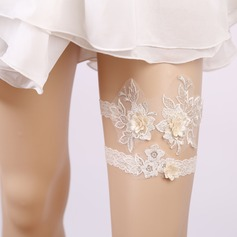2-Delat/Elegant/Vackra Och bröllop Strumpeband