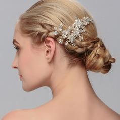 Encanto La perla de faux Peines y pasador