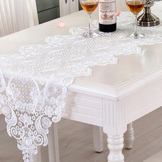 Traditional/Classic Lace Cloth Tablecloth