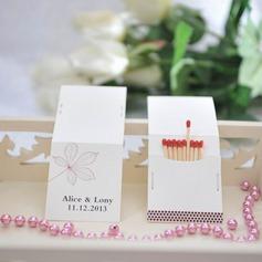 Personlig Blad Designen Hard Card papir (Sett Av 50)
