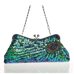 Elegant Sequin/Beading Clutches/Wristlets/Totes/Fashion Handbags/Makeup Bags/Luxury Clutches