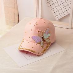 Damene ' Mote/Glamorøse/Klassisk stil Bomull Designet Baseballcap