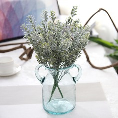 Free-Form Plastische Bruids Boeketten/Flowerkuva Lahjat (verkocht als één geheel) -