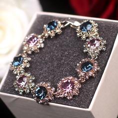 Unique Alloy With Rhinestone Women's Fashion Bracelets