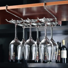 Classic Stainless Steel/Plating Glasses Holder