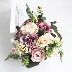 Ручная работа Атлас Свадебные букеты/Невесты Букеты -