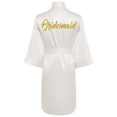 Bridesmaid Gifts - Elegant Charmeuse Robe (256173983)