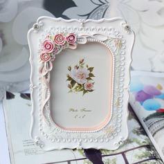 Blume Design Harz Bilderrahmen